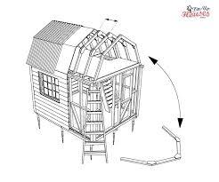 Richard Coleman Gambrel Roof HouseDutch Colonial Houses Dutch Gambrel Roof House Floor Plans