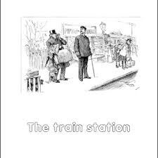 For the adults, it can be a way of coping up with the. Homeschooling Trains Coloring Book