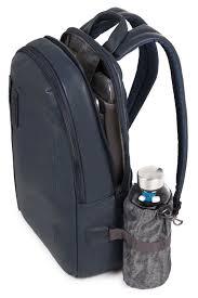 Купить <b>Рюкзак</b> Piquadro <b>Pulse CA3869P15</b>/<b>BLU3</b> синий натур ...