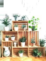 indoor plant display plant stand indoor wood wooden plant display inside plant display stand plan