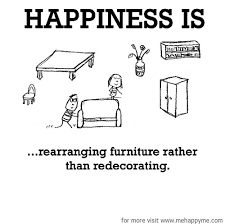 Image result for rearranging furniture