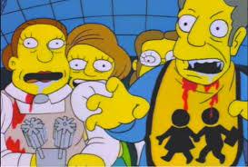 The Simpsonsu0027 Stanley Kubrick Parody Was So Good  VultureSimpson Treehouse Of Horror V