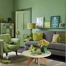 Camera Da Letto Verde Mela : Uso del colore verde case e interni