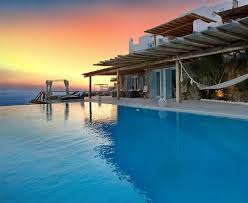 Infinity pool beach house White Abc News Gocom 10 Vacation Rentals With Infinity Pools Photos Abc News