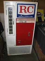Rc Cola Vending Machine New R C Cola Vending Machine 48's For The Guys Pinterest Vending