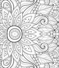 coloring pages flowers for adults 2. Perfect Coloring Coloring Sheets Flowers Adult Coloring Pages Flowers 2  Book Chickadee Page Throughout Pages For Adults C