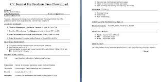 Generate A Resume Generate Resume From Resume Generator Builder