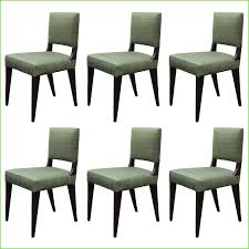 upholstered dining chair luxury set of six custom dining chairs upholstered in horsehair 4y3 of 51