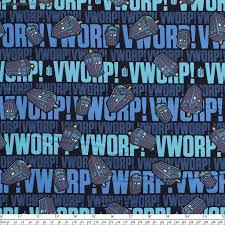 8 best Doctor Who Quilt Fabric images on Pinterest | Doctors ... & Doctor Who Worp Fabric / SC Doctor Who 15307 Worp / Tardis Fabric / Dr Who Adamdwight.com