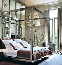 Mirror Canopy Bed Mirror Canopy Bed Home Decor Home Decor Beds ...