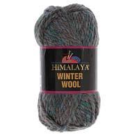 Пряжа Himalaya <b>Пряжа Himalaya Winter wool</b> Цвет.20 зел.бир ...
