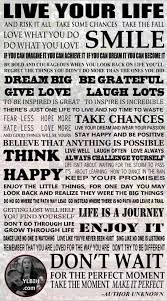 Life Quotes Posters Classy Life Quote Posters Unique Live Your Life Poster Inspirational