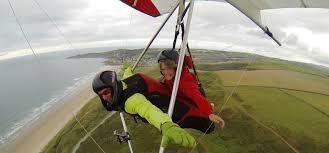 hang gliding experience in devon 3 favorite