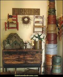 Small Picture primitive americana decorating ideas rustic colonial style