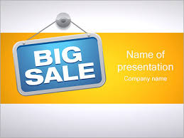 Sell Powerpoint Templates Big Sale Powerpoint Template Backgrounds Google Slides Id