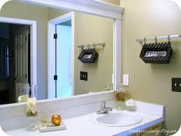 diy bathroom mirror frame. Diy Bathroom Mirror Ideas Beautiful Mirrors Frame New Furniture M