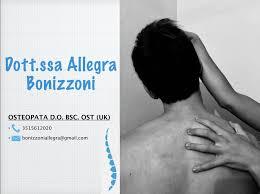 Osteopata Allegra Bonizzoni - Home