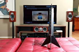 home theater receiver setup guide place your speaker calibration setup microphone close to where your ears will be