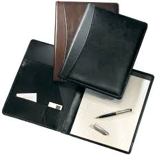 Leather Padfolios Manufacturers Suppliers Exporters In India Mumbai