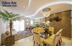 latest false ceiling design for living room 2018