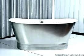 enameled steel bathtub toeic900 club