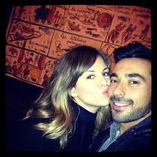 """Il tweet di Yanina Screpante compagna del Pocho Lavezzi """"Feliz día de los enamorados!!!! Te amo"""". Free Image Hosting at www.ImageShack.us - yanina"""