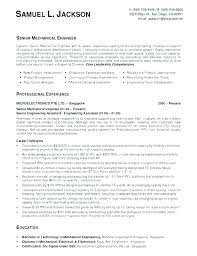 Engineering Resume Objective Samples Quality Engineer 1 Yomm