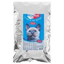 <b>Mon Ami</b> Сухой корм для <b>взрослых</b> кошек всех пород, мясное ...