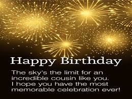Happy Birthday Cousin Quotes Simple Happy Birthday Cousin 48 Funny Messages And Quotes