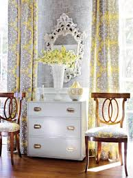 Rugs & Curtains: Fabulous White Living Room With White Curtain Panels  Featuring Modern White Tufted