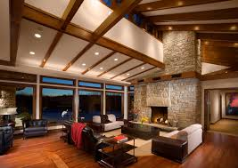 Residential Cathedral Ceiling Lighting Vaulted Ceilings Pros And Cons Myths And Truths
