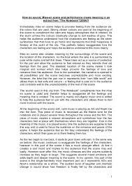 Film Analysis Essay Example - Kleo.beachfix.co