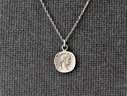 free mens necklace mens silver