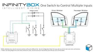 wiring harness solutions • infinitybox how to wire a parallel switch to control many different switches at once