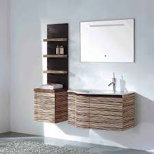 Teak Vanity Bathroom Solid Wood Bathroom Vanity Set Green Teak Finish Vm V11063
