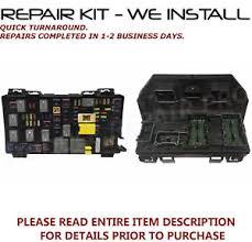 repair kit for 2010 2014 dodge caravan chrysler town & country 2005 Chrysler Sebring Fuse Box image is loading repair kit for 2010 2014 dodge caravan chrysler