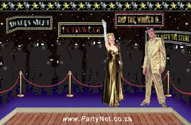 hollywood party hollywood party backdrop