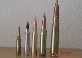 Handgun Caliber Chart Smallest To Largest Top Five Long Range Cartridges The Best Of The Best