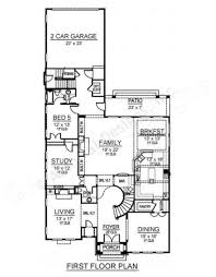 best 25 narrow house plans ideas that you will like on pinterest Simple House Plans Minecraft baltimore narrow houseplan luxury house plans simple house plans minecraft