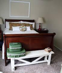 pottery barn bench style office desk rustic. Rustic X Benches {Pottery Barn Knock Off} Pottery Bench Style Office Desk E