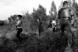 MPD immigration crossing down lk 9 - MPD