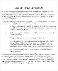 Legal Memo Template Skincense Co