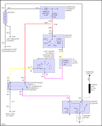 chevy starter wiring diagram wiring diagram and schematic design installing a remote ford solenoid chevy starter grumpys