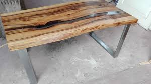 picture of river coffee table