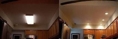 replace fluorescent lighting kitchen 800x800