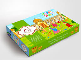 Photo Box Design Mithai Box Packaging Design Abhikreationz