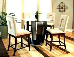 tall round dining room sets. High Dining Room Set Sets Tall Tables Impressive Counter Height New With Picture . Round O