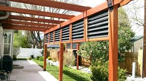 lovely deck privacy screen or outdoor ideas functional decorations to cozy up panels wood wall privacy screen