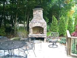 cost of an outdoor fireplace outdoor stacked stone fireplace outdoor stone fireplace outdoor fireplaces stacked stone