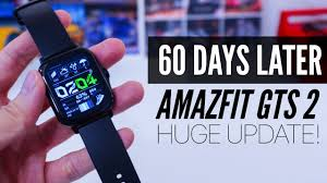 <b>Amazfit GTS 2</b> Long Term Review: HUGE UPDATE! - YouTube